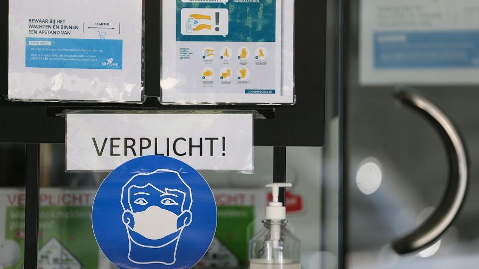 Belçika'da koronavirüs vaka sayıları durgun seyrediyor