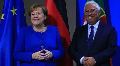 AB dönem başkanlığı Almanya'dan Portekiz'e geçti
