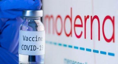 AB Komisyonu Moderna'nın Kovid-19 aşısına onay verdi
