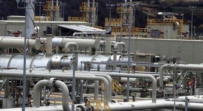 Avrupa'ya TürkAkım'dan 5,8 milyar metreküp gaz taşındı
