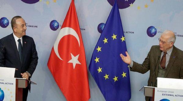 Dışişleri Bakanı Çavuşoğlu: Türkiye'nin AB'ye katılım süreci canlandırılmalı