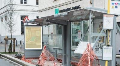 Gent'te sarhoş adam  otobüs yolcu kontrol memurlarını kalaşnikof getirmekle tehdit etti.