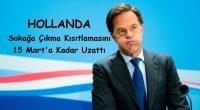 Hollanda hükümeti yeni kısıtlama ve değişiklikleri açıklandı