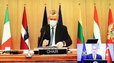 NATO  13 masum vatandaşın şehit edilmesini kınadı