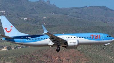 Boeing 737 Max Avrupa'daki ilk uçusunu yaptı