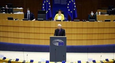 AB Yüksek Temsilcisi Borrell, istifasını isteyen AP milletvekillerine karşı kendini savundu
