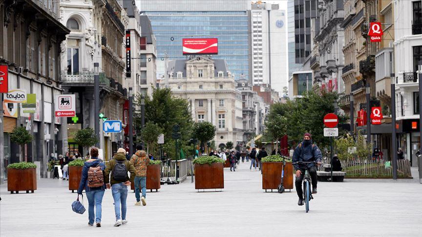 Brüksel'de sokağa çıkma kısıtlaması Flaman bölgesine uygun olarak düzenlensin anlaşmazlığı!
