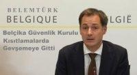 Belçika Güvenlik Kurulu  kısmi gevşeme kararlarını açıkladı