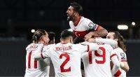 A Milli Futbol Takımı Hollanda'ya gol oldu yağdı