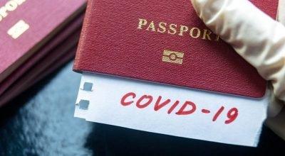 Avrupa'da aşı pasaportunu kullanacak  ilk ülke belli oldu.