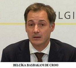 Belçika Danışma Kurulu gevşeme kararlarının nasıl uygulacağını açıkladı.
