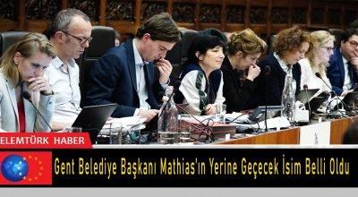 Gent Belediye Başkanı Mathias De Clercq'ın yerine geçecek isim belli oldu
