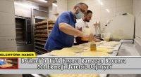 Belçika'da Türk Fırıncı askıda ekmek geleneğini yaşatıyor