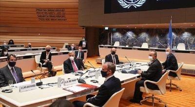 KKTC Cumhurbaşkanı Tatar Kıbrıs'ta kalıcı çözüm için 6 maddeden oluşan öneri sundu