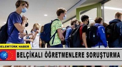 Belçika'da öğrencilerini İstanbul'a götüren öğretmenlere soruşturma.