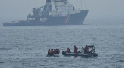 Belçika sahilinde İngiltere'ye geçmeye çalışan 49 göçmen kurtarıldı