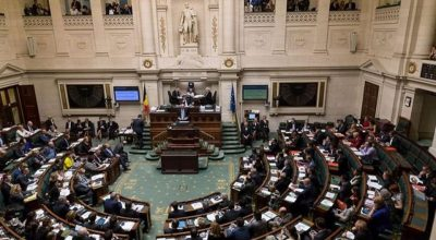 Belçika Meclisinde İsrail'e yaptırım talebi