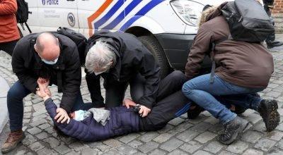BM, Belçika polisi içinde ırkçılık ve şiddet olaylarının soruşturulmasını istedi
