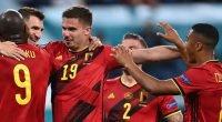 Belçika, 2020 Avrupa Futbol Şampiyonası'nın (EURO 2020) ilk maçında Rusya'yı farklı yendi.