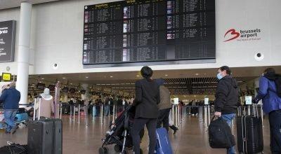 Belçika'da başkasının Kovid-19 testiyle seyahat etmeye çalışan kişiye hapis cezası