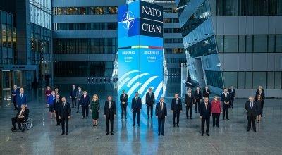 Brüksel'de düzenlenen NATO Liderler Zirvesi sona erdi