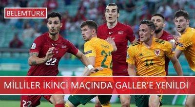 Türkiye 2020 Avrupa Futbol Şampiyonası A Grubu ikinci maçından da yenilgiyle ayrıldı
