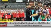 Belçika'nın Kortrijk şehrinde oynanan  Avrupa Altın Ligi finalinde 'Filenin Efeleri' şampiyon oldu.