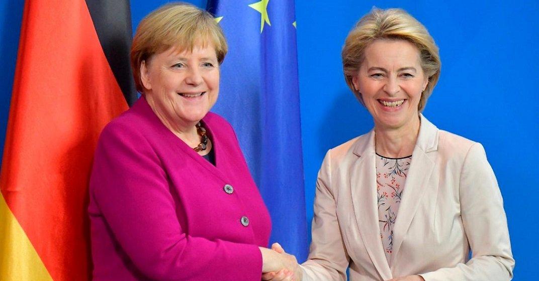 """Merkel ve von der Leyen : """"Türkiye desteğimizi hak ediyor"""""""