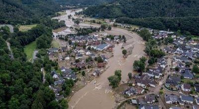 Almanya'da 45 gün önce yaşanan sel felaketi nedeniyle hala 20 bin hanenin telefon bağlantısı yok