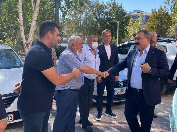 Emirdağ 3'ncü iş adamları toplantısı Serkan Koyuncu başkanlığında gerçekleştirildi