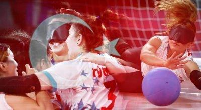 Türkiye'nin engel tanımaz  Golbol Kadın Milli Takımı olimpiyat şampiyonu oldu