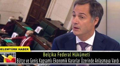 Belçika hükümeti bütçe ve geniş kapsamlı ekonomik kararlar üzerinde anlaşmaya vardı